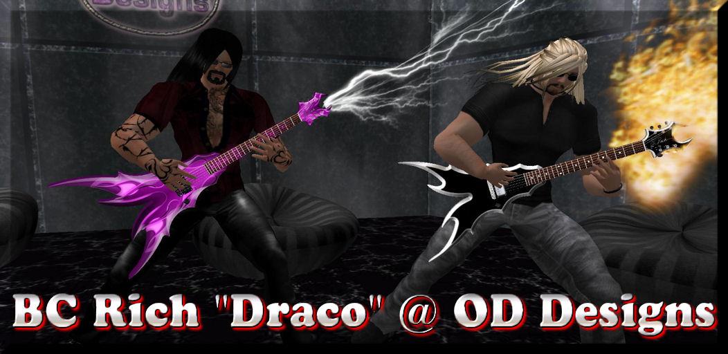 B.C. Rich Draco